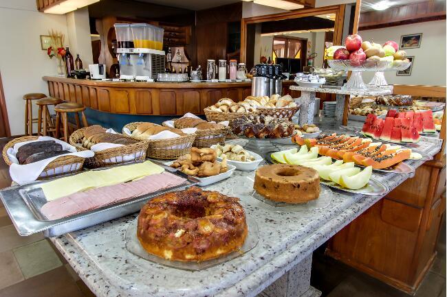 Café da Manhã I